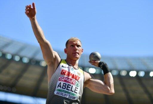 Arthur Abele ist weiter auf Medaillenkurs