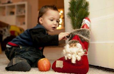 Am Sonntag ist Nikolaustag. Hatten Sie eine Überraschung in ihrem Schuh versteckt?
