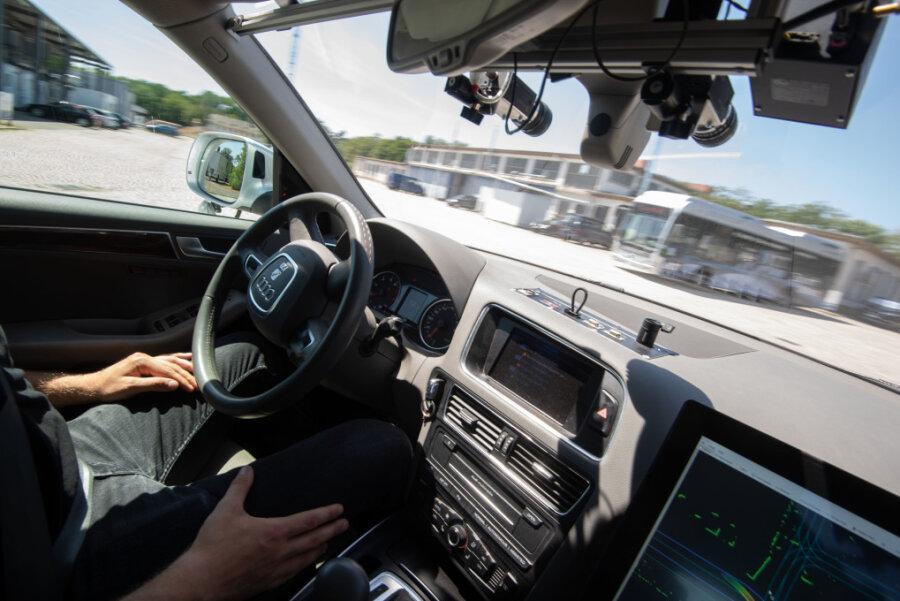 Wie die Regeln zum autonomen Fahren festgezurrt werden