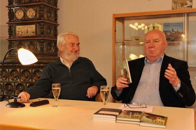Klaus Walther - Literaturwissenschaftler und Autor