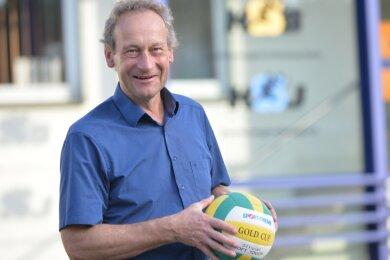 Volker Dietzmann tritt beim Kreissporttag in Hartha am Samstag nicht noch einmal als KSB-Präsident an. Als seinen Nachfolger wird der Kreissportbund Eric Braun vorschlagen.