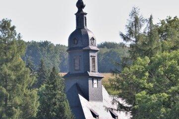 Rund um die Georgenkirche Flöha wird am Sonntag gefeiert.