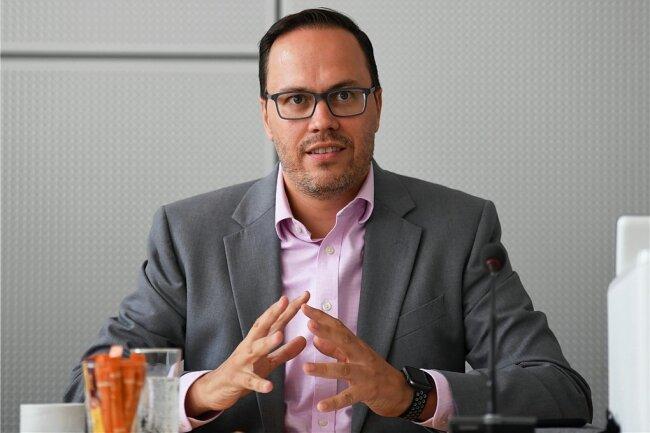Dirk Panter - SPD-Fraktionschef