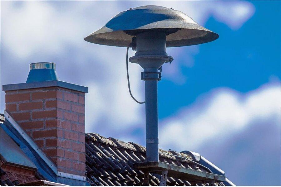 Alarmsirenen wurden seit Ende des Kalten Krieges häufig abgebaut - sollen nun aber wieder stärker repariert bzw. installiert weden.