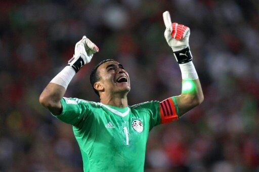 El Hadary schrieb gegen Saudi Arabien WM-Geschichte