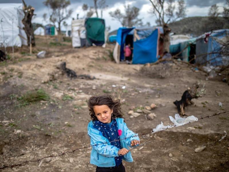 Berlin will 50 unbegleitete Minderjährige aus den Flüchtlingslagern aufnehmen.