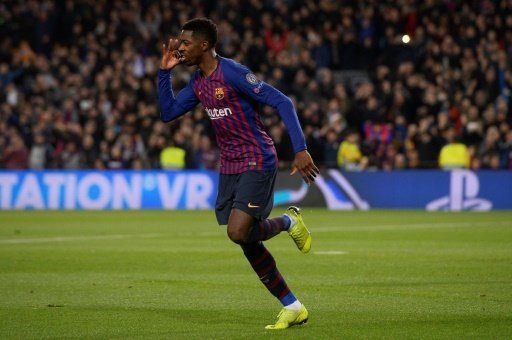 Dembele trifft beim Barca-Remis gegen Tottenham