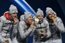 Die Olympiasieger sind erneut dabei