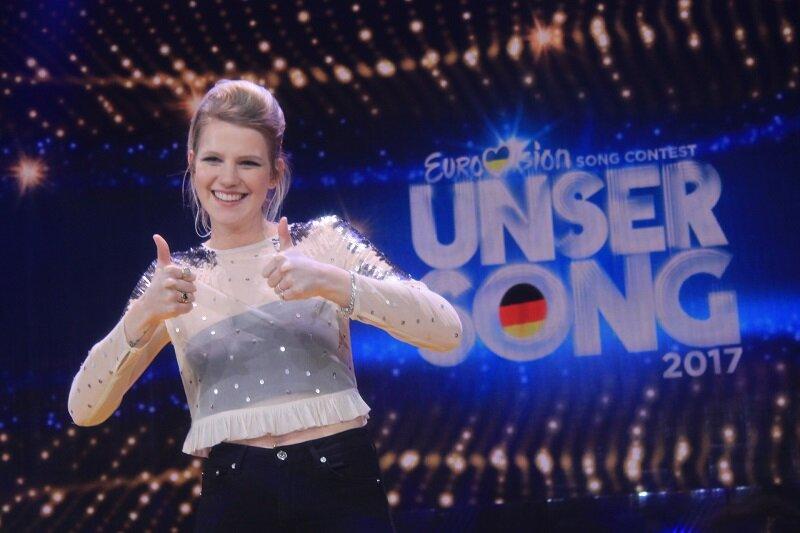 Singt für Deutschland beim ESC: Die in Chemnitz aufgewachsene Isabella Levina Lueen.