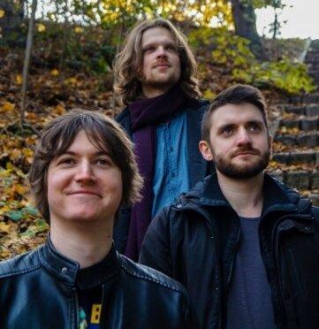 Die Random Default Band zu Gast im Online-Kanal Bergstadtkultur.
