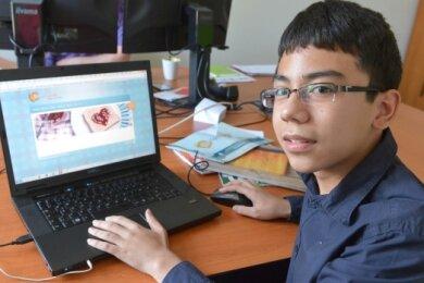 2013, mit 16 Jahren, gründete Patrik Phan seine Marketingfirma im Internet und war damals einer der jüngsten Unternehmer in Sachsen.