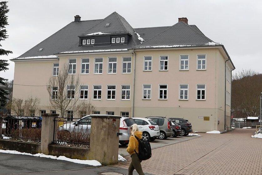 Frühestens ab dem Jahr 2023 soll die Grundschule in Niederlungwitz komplett saniert werden.