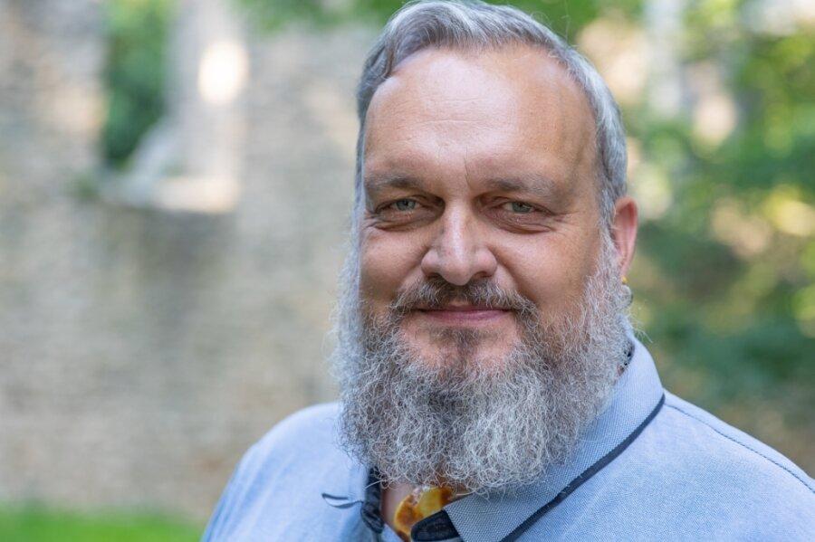 André Ludwig tritt für die FDP im Vogtland als Direktkandidat zur Bundestagswahl an.