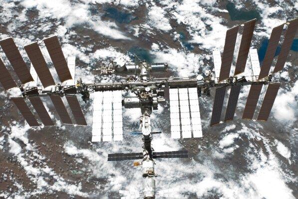 """<p class=""""artikelinhalt"""">Die Internationale Raumstation ISS ist auch ein Forschungslabor, in dem unter anderem mit Krebs-Eiern aus Chemnitz experimentiert werden soll.</p>"""