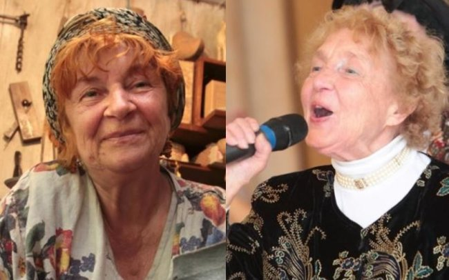 Margitta Schier (links) und Ruth Müller-Landauer.