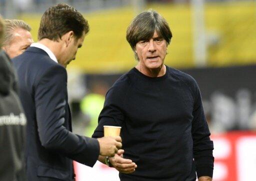 Löw erwartet Steigerung seines DFB-Teams