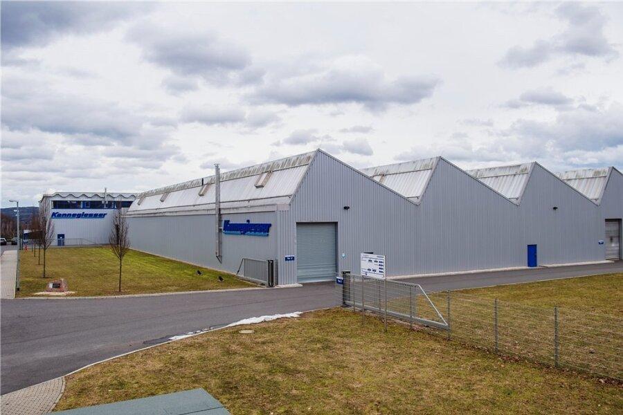 Das Unternehmen Kannegiesser hat einen Standort in Bad Schlema.