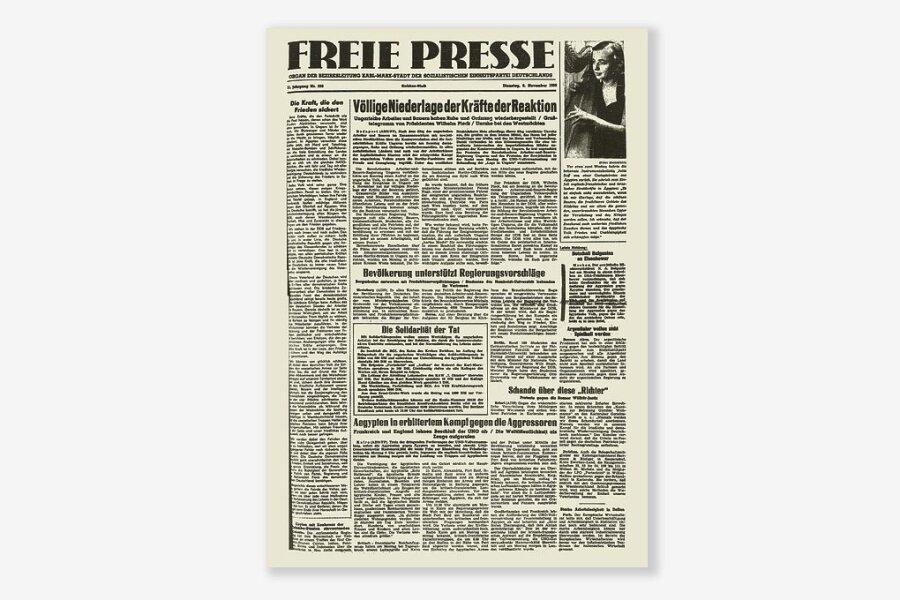 1956: Ungarischer Volksaufstand