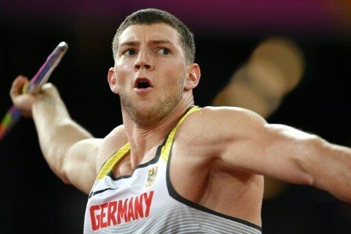 Andreas Hofmann und Co. stehen im Speerwurf-Finale