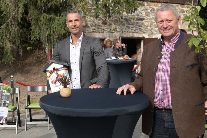 Jahnsdorf feiert 30 Jahre Einheit mit Partnergemeinden