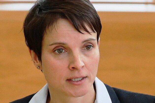 Frauke Petry - Bundestags- und Landtagsabgeordnete