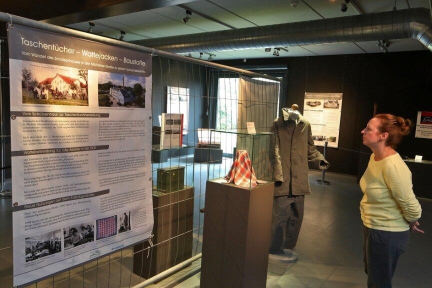 Die Ausstellung zur Lichtensteiner Industriegeschichte ist am Sonntag zu Ende gegangen. Das Stadtmuseum hat in der Zeit aber mehr gemacht, als nur Exponate zu zeigen.