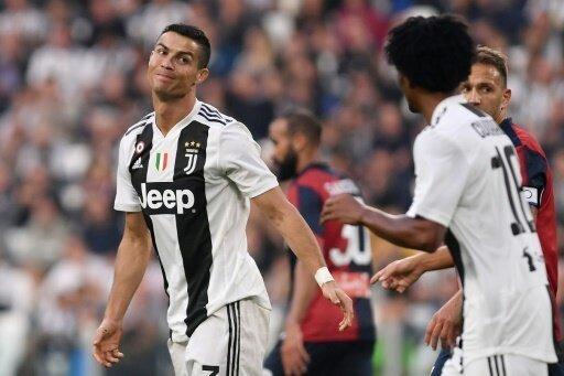 Ronaldo-Treffer reicht Juventus nicht zum Sieg