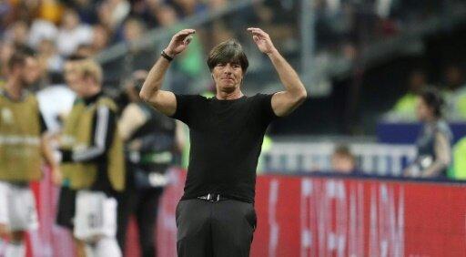 Dem DFB-Team und Trainer Löw droht der Abstieg in Liga B