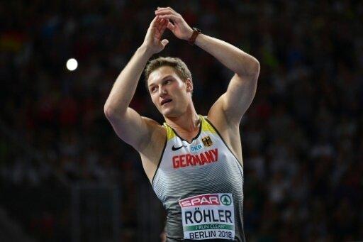 Thomas Röhler wurde in Bad Köstritz Zweiter