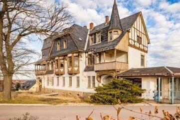Das Fachwerkhaus in Hoheneck wird umgebaut.