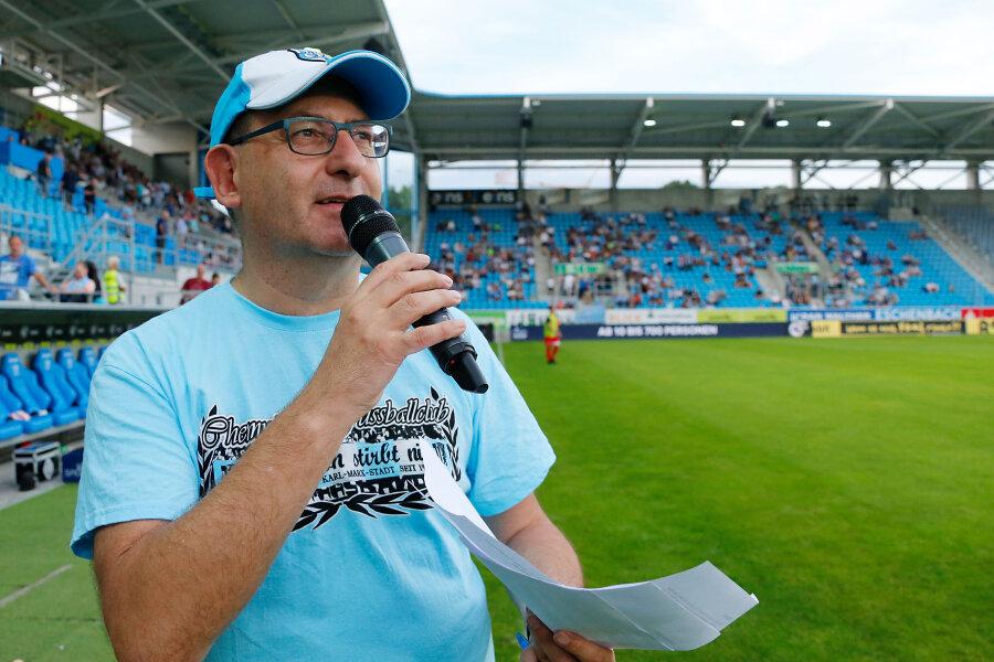 Nach Rausschmiss: CFC holt Stadionsprecher Kadner zurück