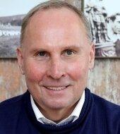 Helge Leonhardt - Präsident des FCE