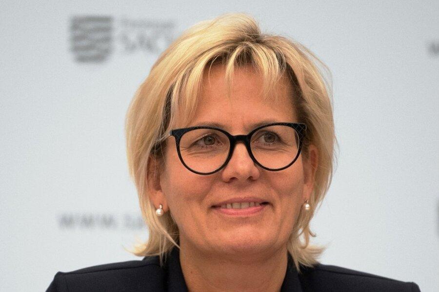 Barbara Klepsch - SächsischeStaatsministerin für Kultur und Tourismus