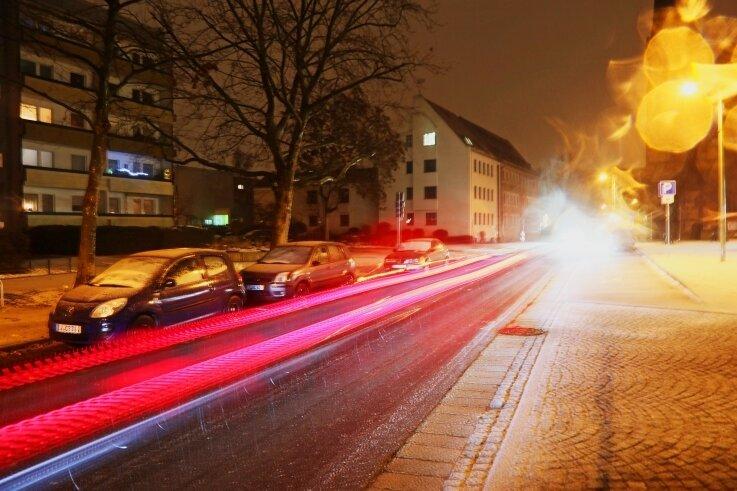 Um einer Polizeikontrolle auf der Katharinenstraße zu entgehen, gab derBeschuldigte richtig Gas.