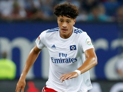 Profivertrag für HSV-Youngster Jonas David