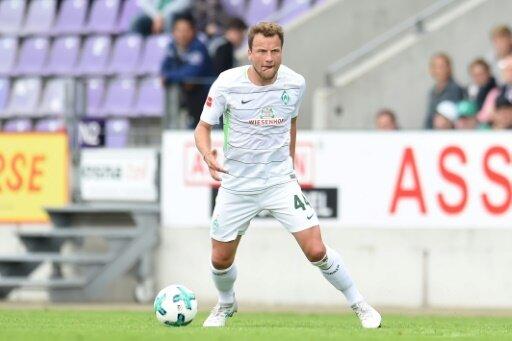 Bargfrede kam bisher auf neun Bundesligaspiele