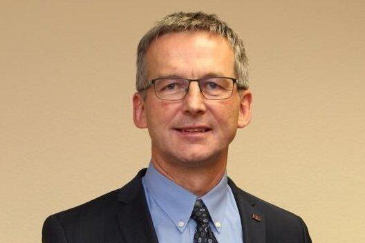 Burghard Jenert, neuer Chefarzt Chirurgie am LMK