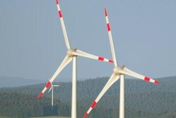 Windräder im Wald, das soll es im Landkreis Zwickau nicht geben.