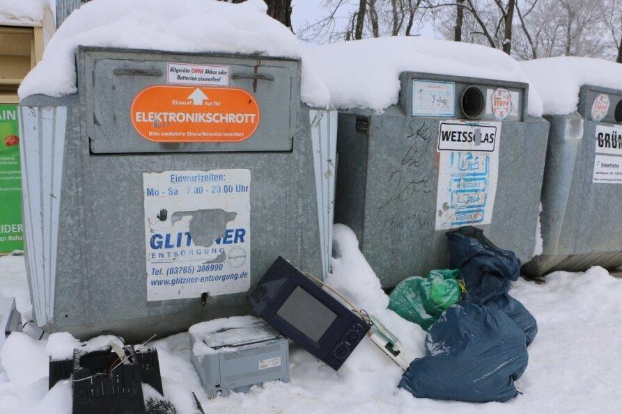 Stadt Pausa-Mühltroff geht gegen wilde Müllablagerungen vor