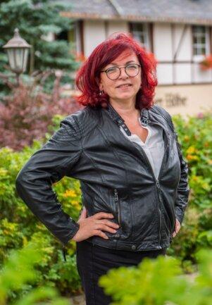 """Über einen Job im Seiffener Hotel """"Wettiner Höhe"""" kam Ulrike Harzer 1996 von Chemnitz ins Erzgebirge."""