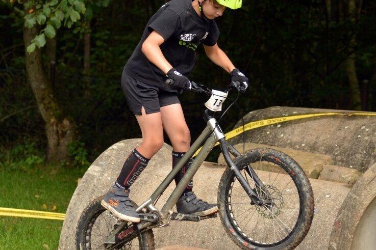 Kurt Kreher fuhr bei den Unter-11-Jährigen in Potsdam auf Platz 2 und sicherte sich damit den Bronzerang in der Gesamtwertung.
