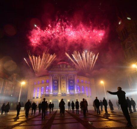 Das Halleluja im Oktober war doch nicht verfrüht: Chemnitz ist jetzt auch offiziell Kulturhauptstadt Europas 2025.
