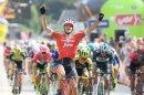 Jasper Stuyven kam als Sieger ins Ziel