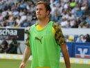 Mario Götze ist nur noch Reservist bei Borussia Dortmund