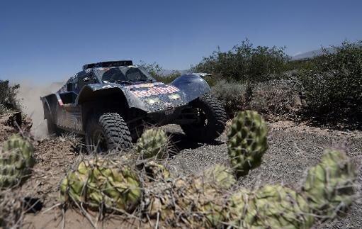 Rallye Dakar: Sainz und Gottschalk geben vorzeitig auf