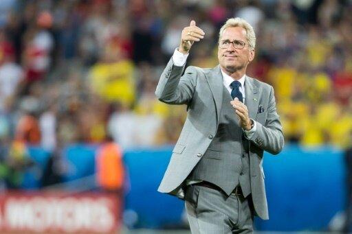 Erik Hamren ist neuer Nationaltrainer Islands