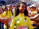Sieg für Deutschland und Malaika Mihambo in Berlin