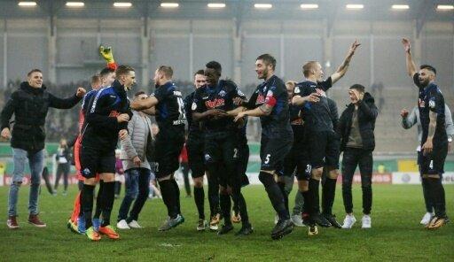 Herbstmeisterschaft: Paderborn krönt herausragende Hinrunde