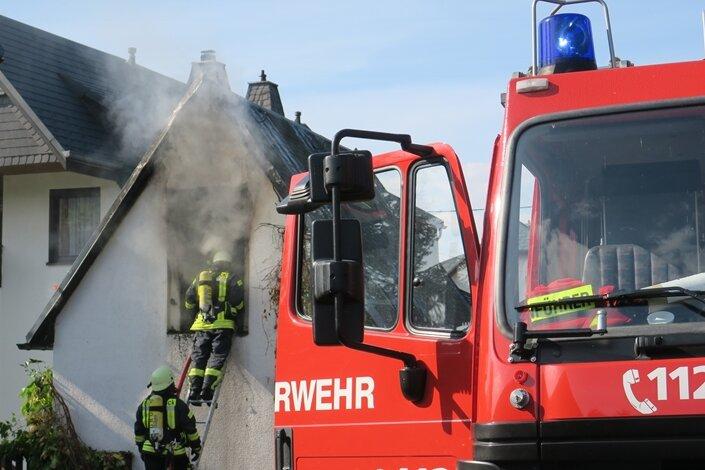 Sosa: Heu in Flammen