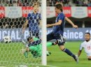 Japan gewann gegen Panama mit 3:0